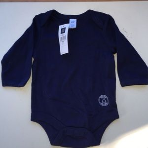 New Born Gap sweats and long sleeve body vest